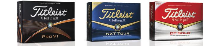 Titleist Golf Balls | Fitted4Golf